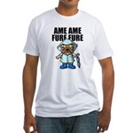 AMEAME FUREFURE Fitted T-Shirt