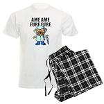AMEAME FUREFURE Men's Light Pajamas
