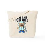 AMEAME FUREFURE Tote Bag