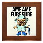 AMEAME FUREFURE Framed Tile