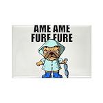 AMEAME FUREFURE Rectangle Magnet (100 pack)