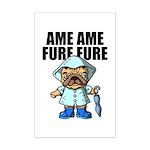 AMEAME FUREFURE Mini Poster Print