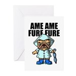 AMEAME FUREFURE Greeting Cards (Pk of 20)