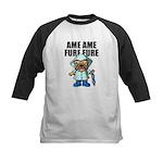 AMEAME FUREFURE Kids Baseball Jersey
