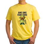 AMEAME FUREFURE Yellow T-Shirt