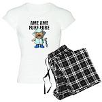 AMEAME FUREFURE Women's Light Pajamas