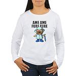AMEAME FUREFURE Women's Long Sleeve T-Shirt
