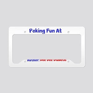 Book - Advertise License Plate Holder