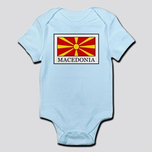 Macedonia Body Suit
