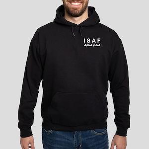 ISAF - B/W (1) Hoodie (dark)