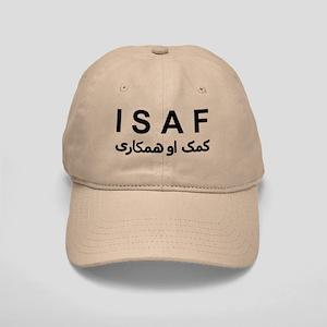 ISAF - B/W (1) Cap