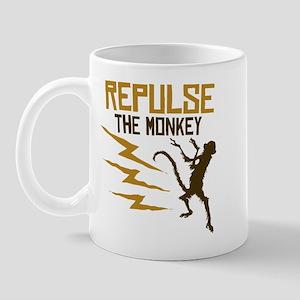 Repulse The Monkey Mug