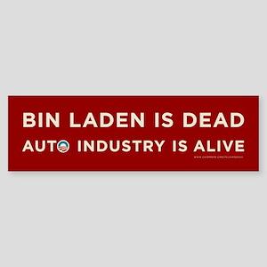 Osama bin Laden is dead, auto industry is alive St