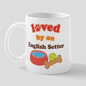 English Setter Dog Gift Mug