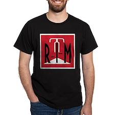Retro Logo Dark T-Shirt