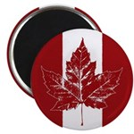 Cool Canada Flag Magnets