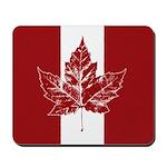 Cool Canada Flag Mousepad