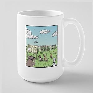Bonehenge Large Mug