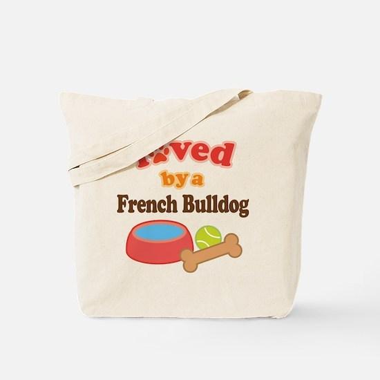 French Bulldog Pet Gift Tote Bag