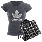 Cool Canada Souvenir Women's Pajama Set