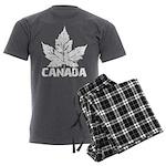 Cool Canada Souvenir Men's Pajamas