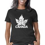 Cool Canada Souvenir Women's Classic T-Shirt