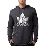 Cool Canada Souvenir Long Sleeve T-Shirt