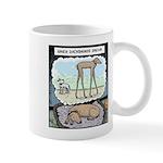 When Dachshunds dream Mug