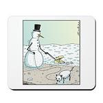 SnowDog Doo-doo Mousepad