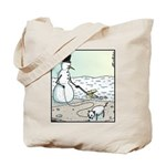 SnowDog Doo-doo Tote Bag