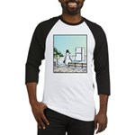 Frosty arriving Home Baseball Jersey