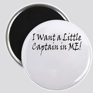 Captain in Me Magnet
