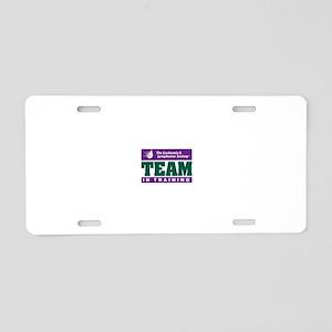 OFF-ROAD MOTORSPORTS Aluminum License Plate