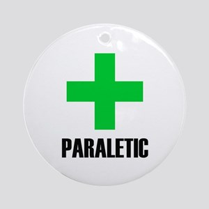 Paraletic Ornament (Round)