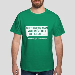 Irishman Dark T-Shirt