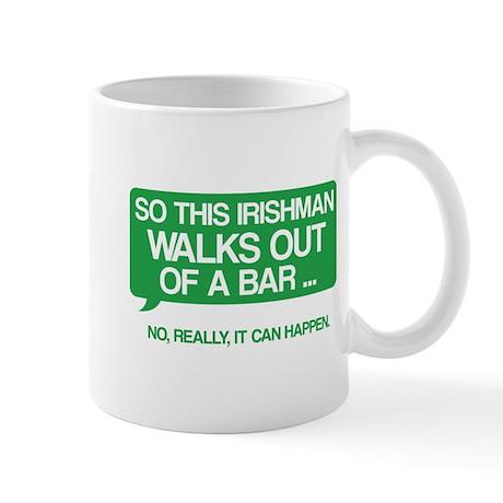 Irishman Mug