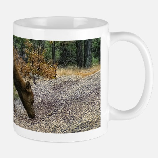 Elk Doe Mug