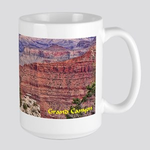 Grand Canyon Natl Park Large Mug