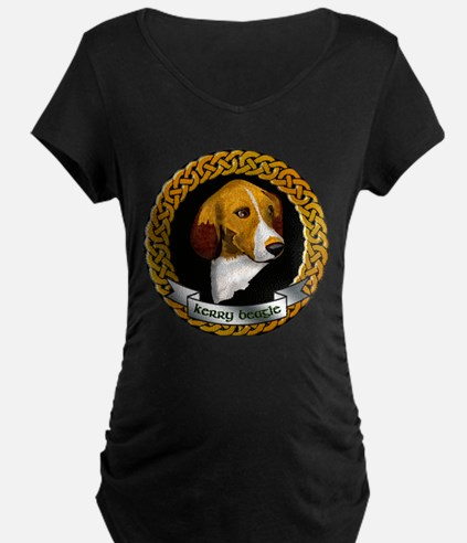 Irish Kerry Beagle Dog Breed T-Shirt