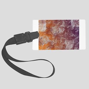 ELECTRIC-RUST Luggage Tag
