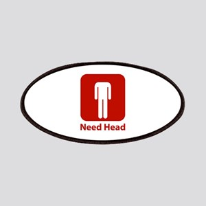Need Head Patches