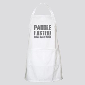 Paddle Faster ! Apron