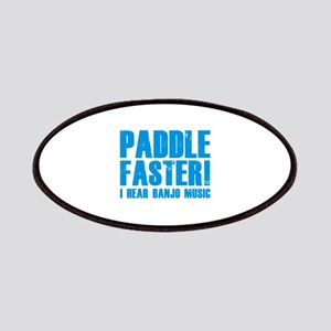 Paddle Faster ! Patches