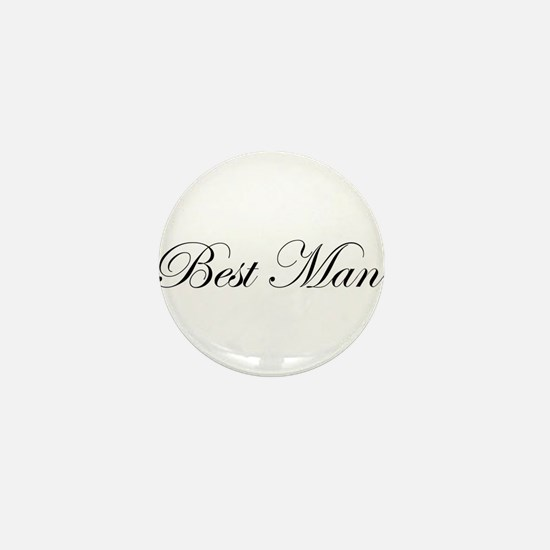 Best Man.png Mini Button (10 pack)