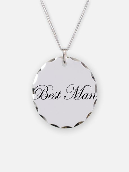 Best Man.png Necklace