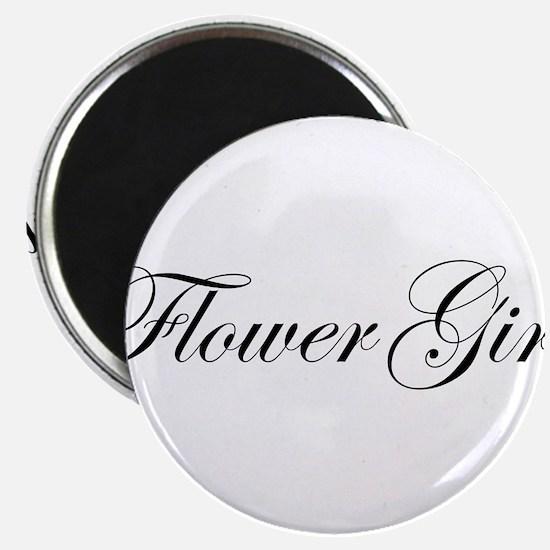 """Flower Girl.png 2.25"""" Magnet (10 pack)"""