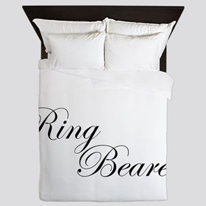 Ring Bearer Queen Duvet