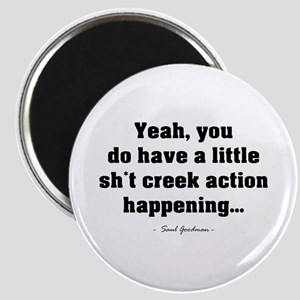 'Sh*t Creek' Magnet