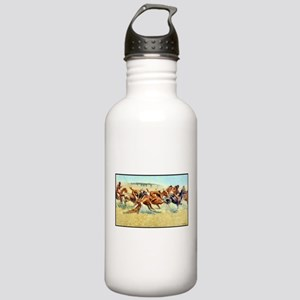 Indian Warfare, 1908 Stainless Water Bottle 1.