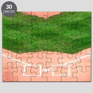 Baseball Diamond Puzzle